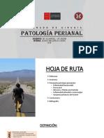 Patología perianal