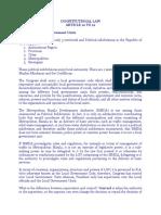 CONSTI Article 10 to 18 Final Transcript
