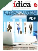 EL DESPACHO JUDICIAL