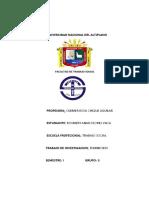 Femenicidio en El Peru Anais