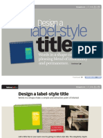 Before & After - 0600 - Design a Label-style Title.pdf