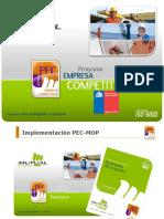 PEC MOP Requisitos
