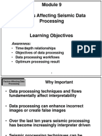 Affecting Data Processing