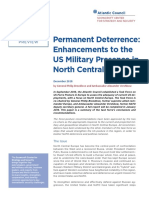 Permanent Deterrence