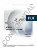 novatek nt96655 data sheet