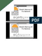 vocalizaciones baritono