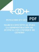 PODER JUDICIAL Publicacion_pensando en Género
