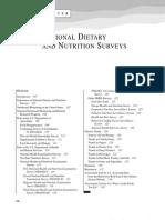 Nutritional Assessment Ch04