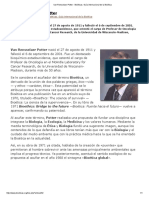 Van Rensselaer Potter - Bioéticas. Guía Internacional de La Bioética