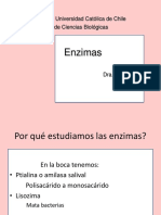 Clase ENZIMAS Odontol 2013