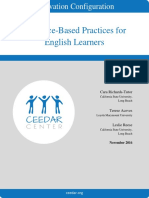 EBP for English Learners