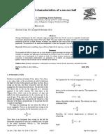 Modelling the flight characteristics of a soccer ball.pdf
