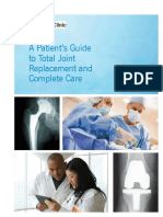 Total Joint Replacement Patient Guide