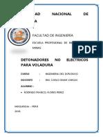 ONU 0360 DETONANDORES NO ELECTRONICOS
