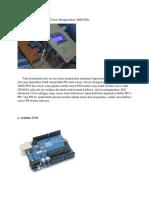 Membuat Alat Monitor PH Cairan Menggunakan ARDUINO Interface Grafik Delphi 7