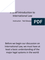 Intro International Law