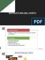 Tema 02 - Estructura Del Costo.pptx