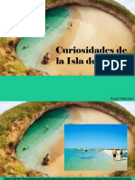 Ángel Marcano - Curiosidades de La Isla de Coche