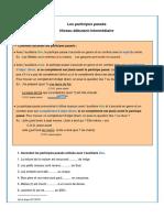 Les participes passes exercices et corrige.pdf