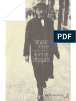 Le Livre de l'Intranquillite - - Fernando Pessoa