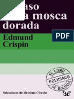 El Caso de la Mosca Dorada - Edmund Crispin