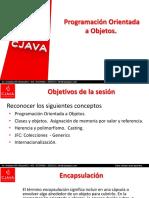 Clase de CJAVA Session 2