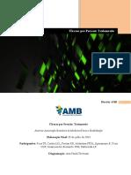 Úlceras Por Pressão - Tratamento - AMB