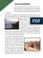 Bolivia País Deforestado