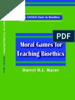 exercicios bioética