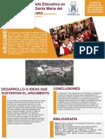 Propuesta de Modelo Educativo en las Escuelas de Santa María del Mexicano