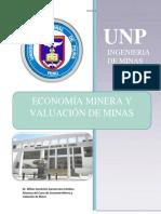 Texto Economía Minera y Valuación de Minas.