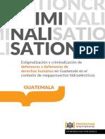 Criminalisaiton Series Guatemala 4 0