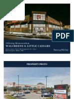 Walgreens & Little Caesars, Saint Louis Park, MN
