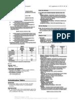 Paracetamol Tablet USP41