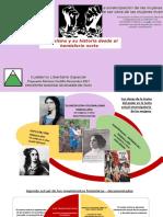 Presenta Historia Feminismo