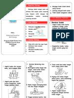 Leaflet Pentingnya Olahraga