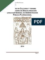Descolonizando El Estado - Caso Bolivia