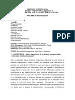 PROJETO de INTERVENÇÃO (2) Com Poucas Correções e Complementações.