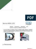 Norma INEN 1155