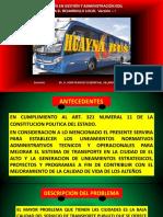 Huayna Bus