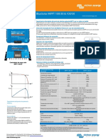 Datasheet BlueSolar Charge Controller MPPT 100 30 & 100 50 ES