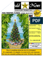 The Emerald Star News - Dec. 13, 2018 Edition