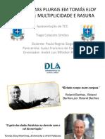 Modelo Projeto Pesquisa TCC I