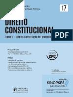 Sinop_ses de Direito Const_ II -