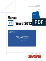 Manual MS Word 2013 v.03.13