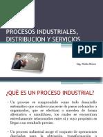 Procesos Ind Logistica Servicios