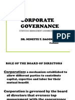 2 Corporate Governance