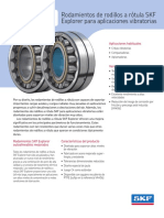 Why SKF - SKF Explorer Spherical Roller Bearings for Vibratory Applications - 06551_1 ES_tcm_42-155279