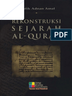 Rekonstruksi Sejarah Quran