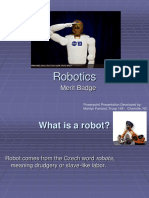 Robots Applications